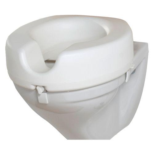 Wenko toiletverhoger Secura kunststof wit