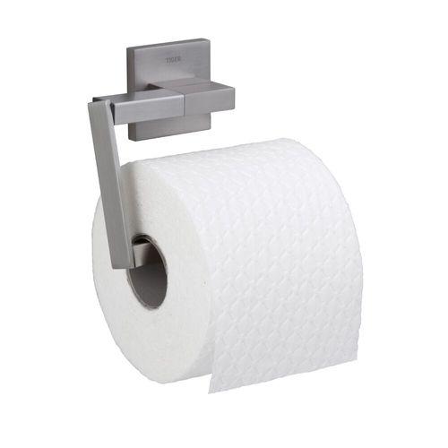 Porte-rouleau de papier toilette Tiger Items acier inoxydable brossé