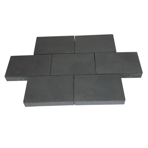 Decor terrastegel Queens Dark Desert beton 30x20x4,7cm