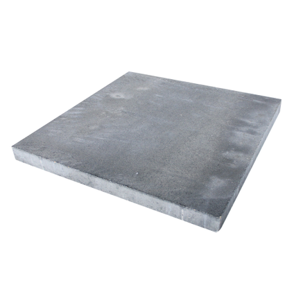 Decor terrastegel Brooklyn Trendy grijs beton 60x60x4,7cm