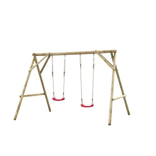 SwingKing dubbele schommel Eline 300x220x210cm