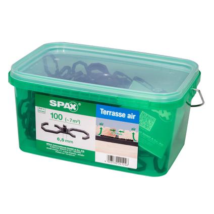 Spax terrasverhoging Air HKB L 6,5 mm - 100 stuks