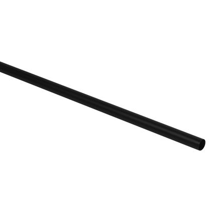 Decomode roede zwart 240 cm x 20 mm