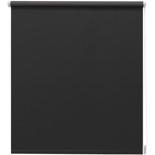 Decomode rolgordijn lichtdoorlatend zwart 180 x 190cm