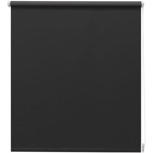 Decomode rolgordijn lichtdoorlatend zwart 210 x 190cm