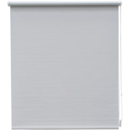 Decomode rolgordijn verduisterend grijs 90 x 190 cm