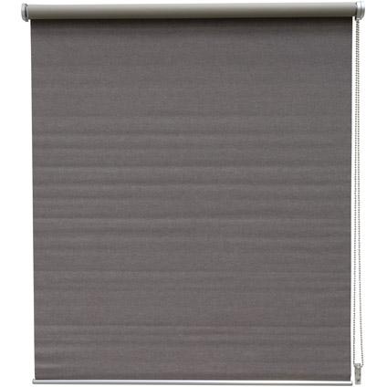 Intensions rolgordijn 'Exclusive' verduisterend taupe 150 x 190 cm
