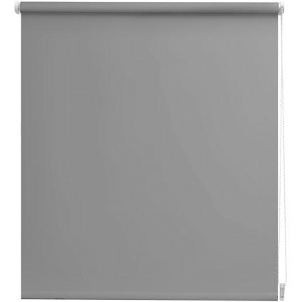 Decomode rolgordijn verduisterend donkergrijs 210 x 190 cm