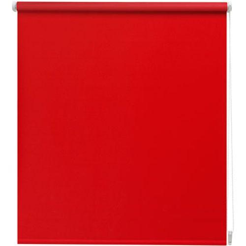 Decomode rolgordijn verduisterend rood 210 x 190cm