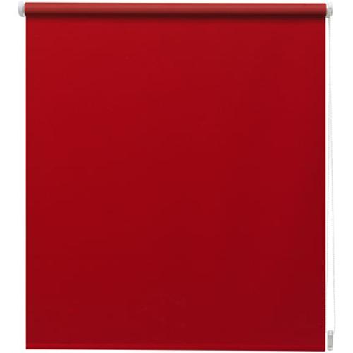 Store enrouleur Decomode occultant rouge foncé 210 x 190 cm