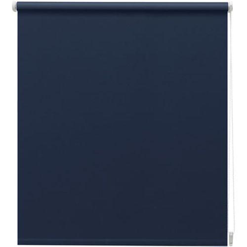 Decomode rolgordijn verduisterend blauw 90 x 190cm