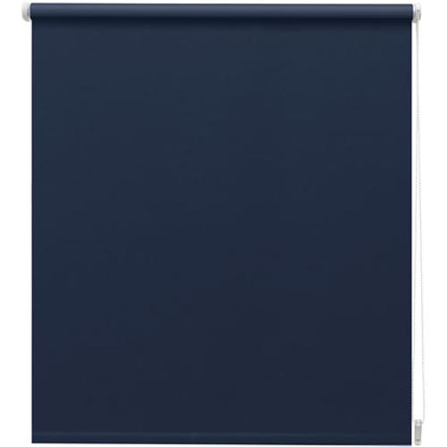 Store enrouleur Decomode occultant bleu 150 x 190 cm