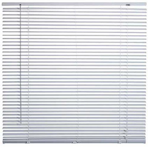 Store Decomode aluminium blanc 100 x 130 cm