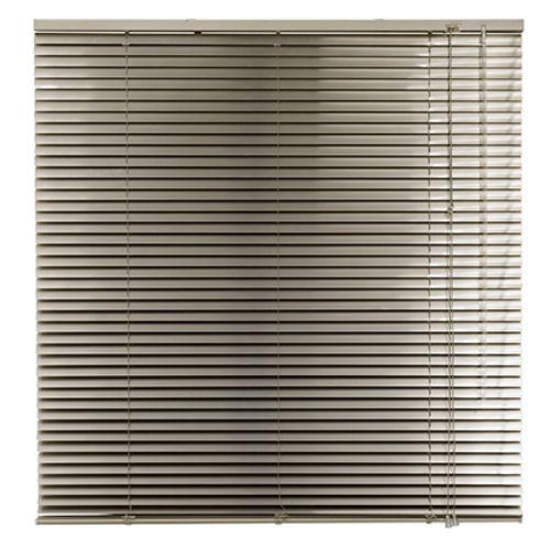 Decomode jaloezie aluminium 25mm taupe 180 x 175cm
