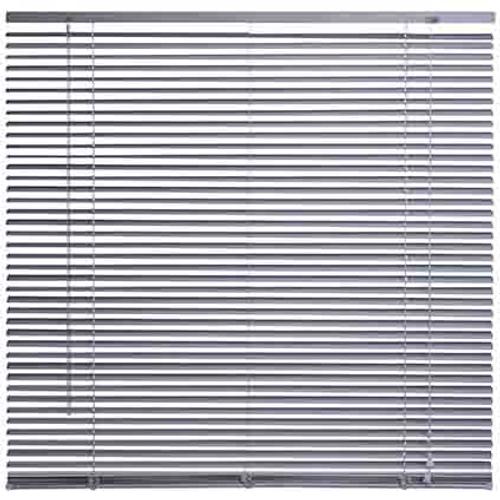 Store Decomode aluminium argent 120 x 175 cm