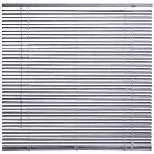 Store Decomode aluminium argent 100 x 250 cm