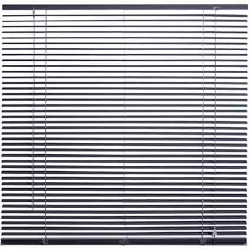 Store Decomode aluminium gris foncé 120 x 175 cm