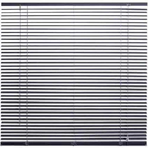 Decomode jaloezie aluminium donkergrijs 175 x 180 cm