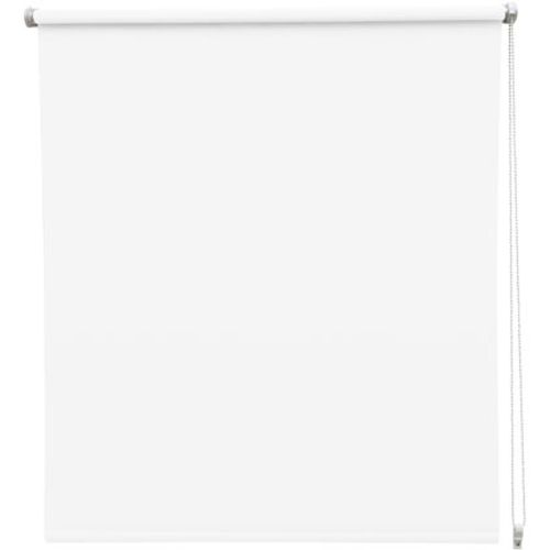 Intensions rolgordijn 'EasyFix' verduisterend wit 55 x 170 cm