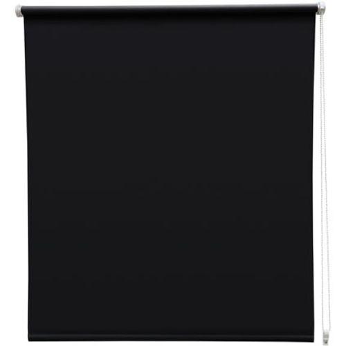 Intensions rolgordijn 'EasyFix' verduisterend zwart 45 x 170 cm
