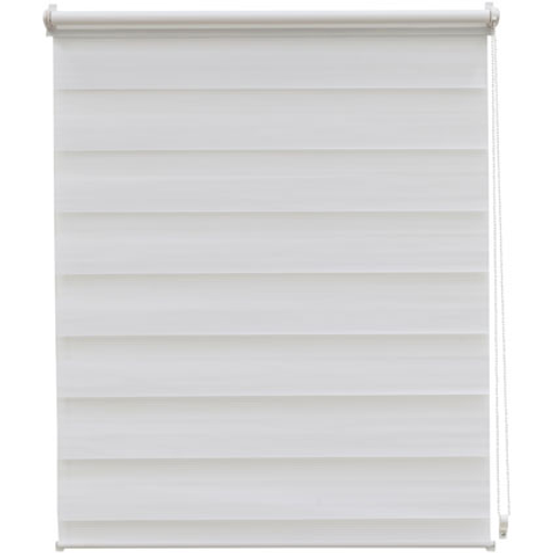 Store jalousie Intensions 'EasyFix' blanc 45 x 170 cm