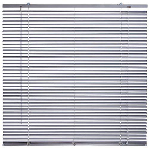 Store vénitien Intensions 'Easy' aluminium argent 45 x 150 cm