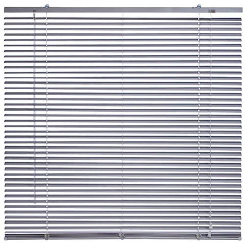 Store vénitien Intensions 'Easy' aluminium argent 75 x 150 cm