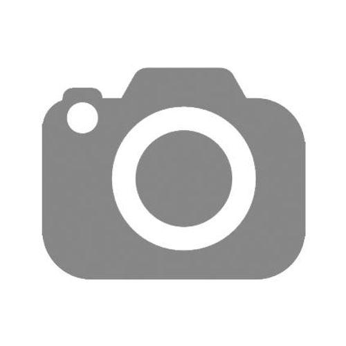 Decomode vouwgordijn lichtdoorlatend uni wit 180 x 180cm