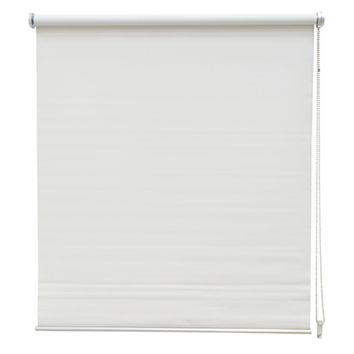 Store enrouleur Intensions 'Luxe' occultant écru 80 x 190 cm