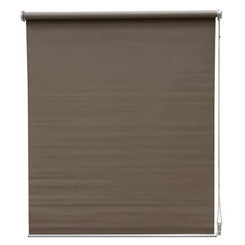 Store enrouleur Intensions 'Luxe' occultant brun clair 70 x 190 cm
