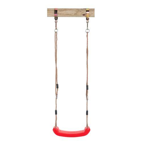 Siège balançoire Swing King pvc rouge