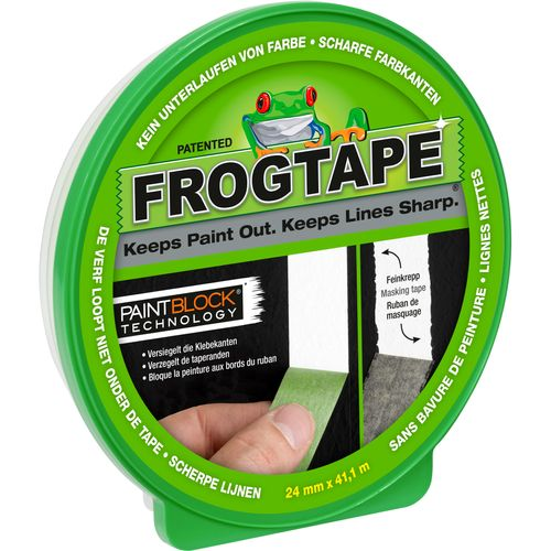 Frogtape multi-surface schilderstape groen 41,1mx24mm