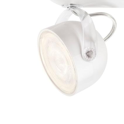 Philips spotlamp 'Dyna'Wit 2x4W