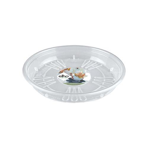 Soucoupe Elho rond transparent 25 cm