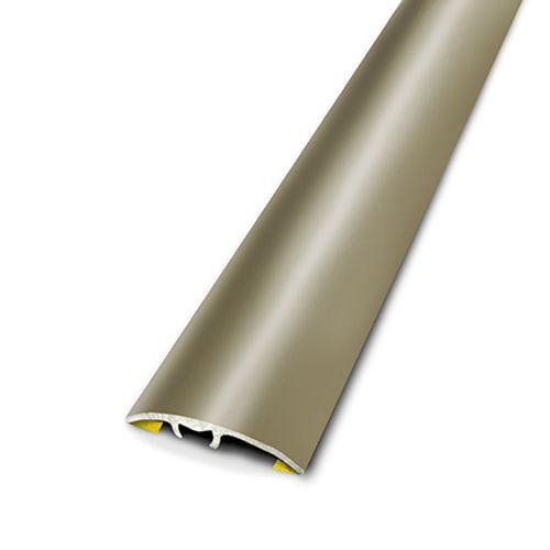 Seuil universel Dinac aluminium titanium 2,7 cm
