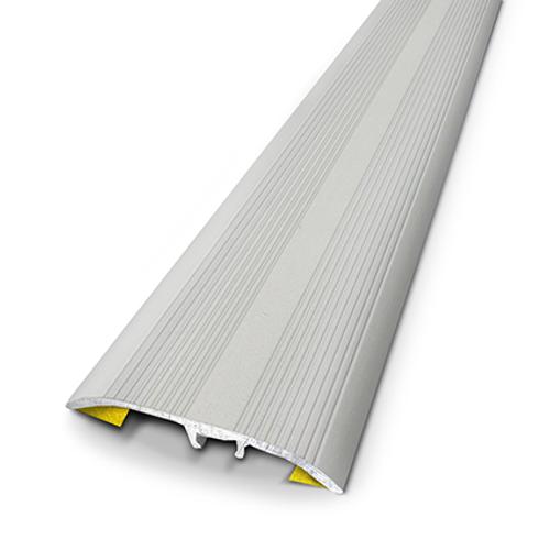 Dinac multifunctioneel profiel aluminium natuur gegroefd 3,7 cm
