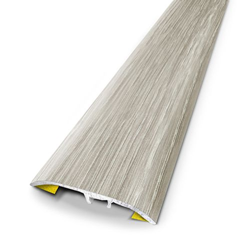 Seuil universel Dinac chêne gris perlé 3,7 cm