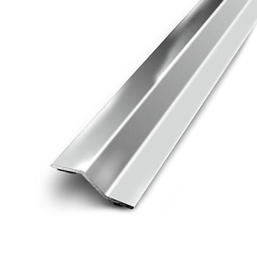 Seuil universel adhésif Dinac inox 5 cm