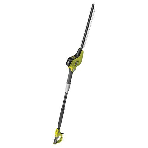 Taille-haie Ryobi électrique télescopique 450 W
