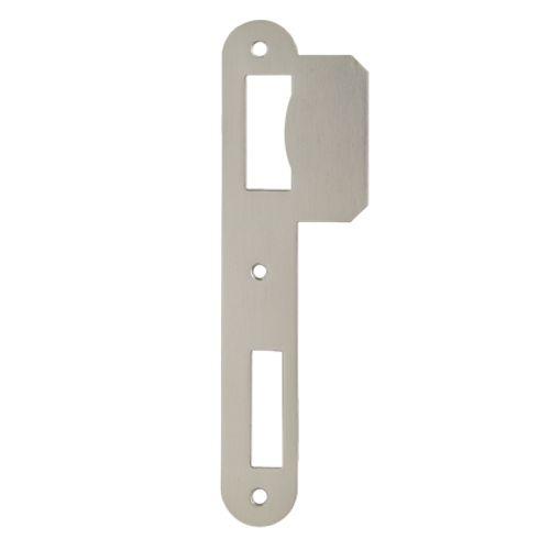 Sencys sluitplaat voor 'M296/M316' sloten vernikkeld staal 1 mm