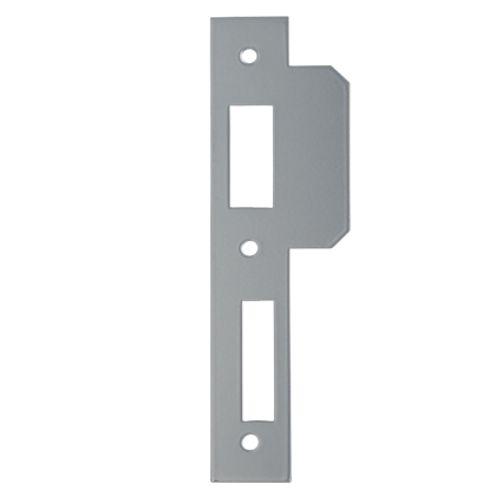 Sencys sluitplaat voor 'M180/M181' sloten gelakt staal grijs 1 mm