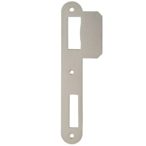 Sencys sluitplaat voor 'M216/M516' sloten vernikkeld staal 1 mm
