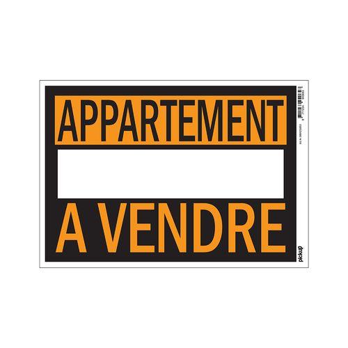 PickUp bord 'Appartement à vendre'
