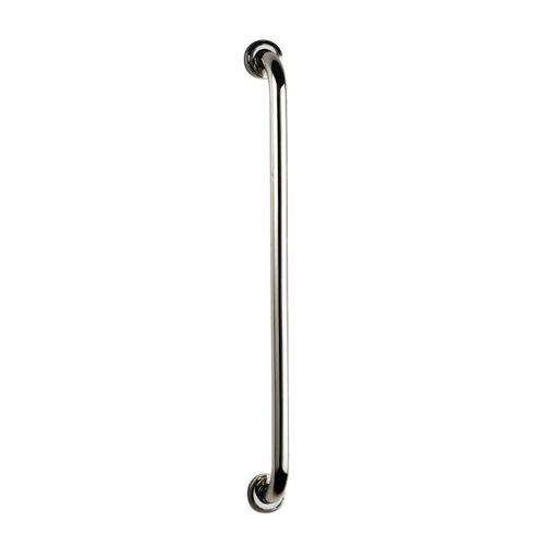 Poignée de sécurité Allibert Usis droit bain douche chromé 65cm