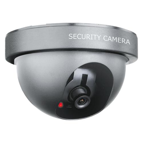 Smartwares bewakingscamera 'Dummy - Dome' zwart