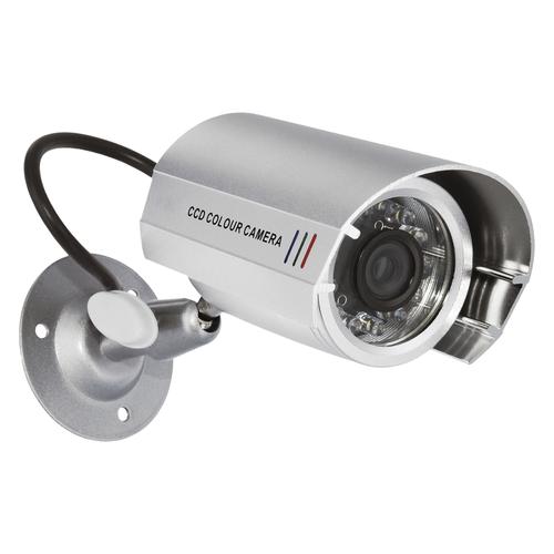 Smartwares bewakingscamera 'Dummy - Dome' aluminium