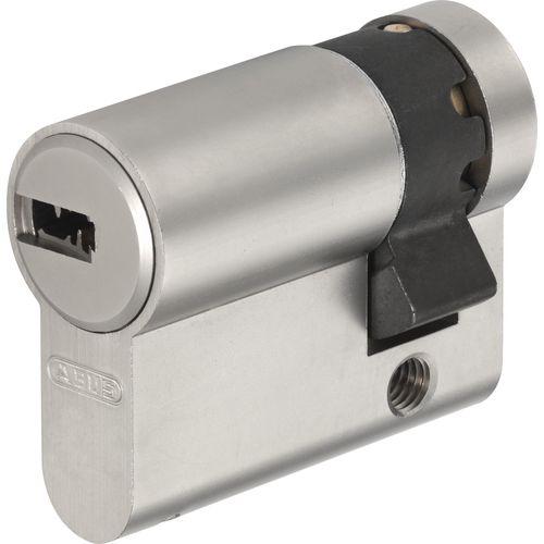 Cylindre de porte Abus 'D6X' 10 x 30 mm