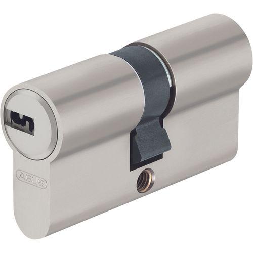 Cylindre de porte Abus 'D6X' 40 mm x 40 mm