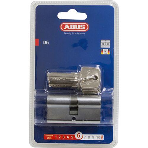 Abus deurcilinder 'D6N' 35 x 45 mm