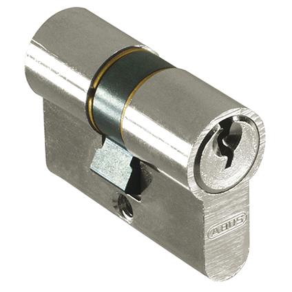 Cylindre de porte Abus 'C42N' laiton 21 x 21 mm